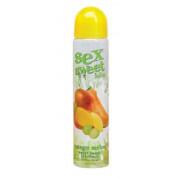 Вкусовой лубрикант с ароматом манго и дыни Sex Sweet Lube - 197 мл.